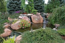 nc disappearing pondless waterfall landscape idea youngsville wake