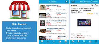 app android buy shopping app template for android shopping chupamobile