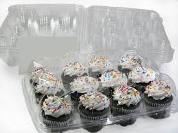 amazon com katgely cupcake boxes cupcake containers 12 pack