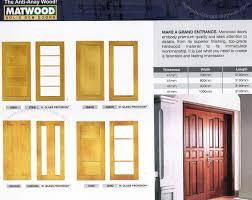 solid hardwood main door front glass doors philippines