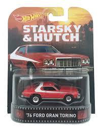 Starsky And Hutch Gran Torino For Sale Amazon Com Wheels Cfr34