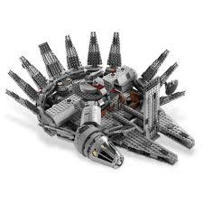 amazon com lego star wars millennium falcon 7965 toys u0026 games