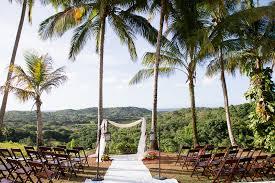 Wedding Venues In Puerto Rico Intimate Whimsical Hacienda Destination Wedding At Rio Grande