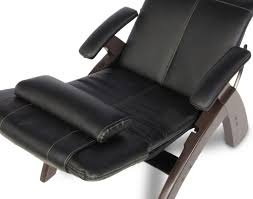 Zero Gravity Chair With Side Table Chair Mesmerizing Awesome Black Leather Anti Gravity Chair