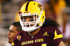 asu football a j latu looks to stop tate wildcats amidst