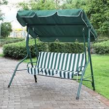 round swing bed wayfair