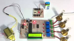 Home Automation by Rf Based Home Automation Project Youtube