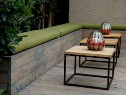 outdoor bench cushion home design ideas and pictures