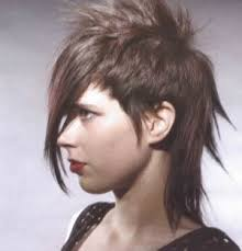 a symetrical haircuts edgy asymmetrical hairstyle kristie manning