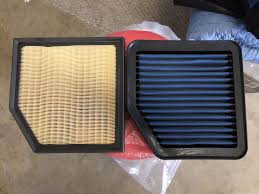 2014 lexus is250 f sport intake does the blue f sport air filter fit the gs350 air box or not