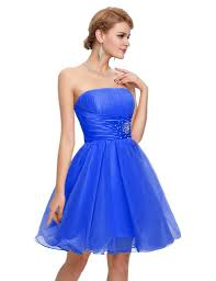 strapless cocktail dresses homecoming party short prom dress women