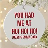 personalized couples ornaments persoonalizationmall