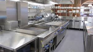 kitchen fresh industrial kitchen equipment home decor color
