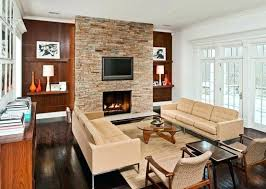 living room fireplace ideas fireplace for apartment apartment ideas dark beige fabric chairs