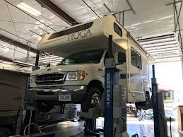 motorhome and rv repair near colorado springs co