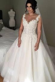 Wedding Dresses Uk V Neck Wedding Dresses Deep V Neck Wedding Dress Okdress Co Uk