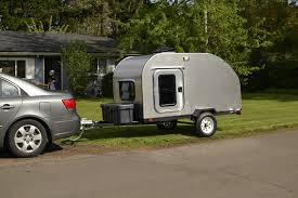 diy diy camping trailer plans