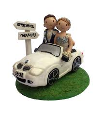 jeep cake topper funny wedding cake toppers car car auto mechanic wedding cake