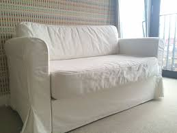 Hagalund Sofa Cover 1 Ikea 2 Seater Sofa Bed Hagalund White In Chelsea London