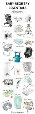 baby registery baby registry essentials lifesavers the friend