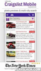 craigslist android app cpro craigslist mobile client android app playslack cpro