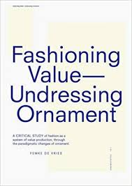 fashioning value ornament a critical study of