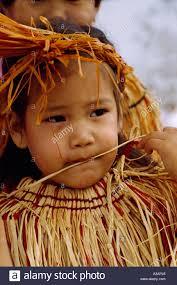 portrait of coast salish native american indian wearing stock