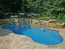 Pools For Small Backyards by Pool Designs For Small Backyards Back Yard Inground Picture Note