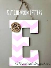 Decorative Wall Letters Nursery Wooden Letters For Wall Design Decoration