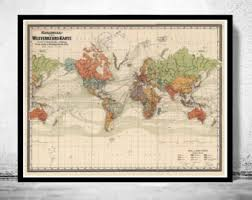old maps and posters prints maps reproductions by oldcityprints