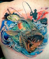 fish tattoo tattoosphoto
