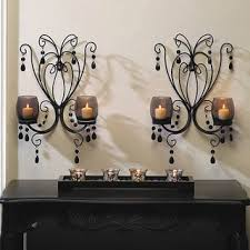 Wall Sconce Set Of 2 Candles U0026 Candle Holders Shop The Best Deals For Nov 2017