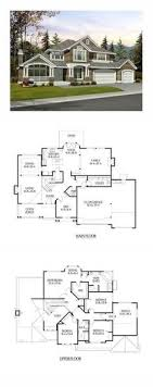home plan design sles colonial country farmhouse house plan 85454 colonial house plans