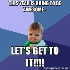 Success Kid Meme Generator - meme maker first day of school let s do this classroom