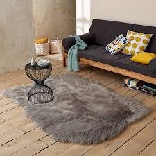 Imitation Sheepskin Rugs Advantages Of Faux Sheepskin Rug U2014 Home Design Ideas