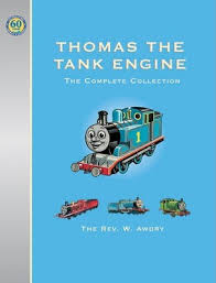 thomas tank engine railway series complete
