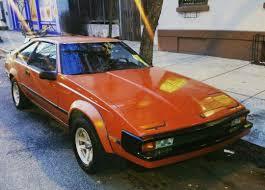 toyota car garage 1983 toyota celica supra