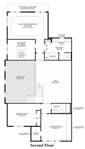 Walk In Closet Floor Plans Regency At Holmdel The Newton Home Design