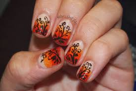 kelsie u0027s nail files fall manicure for nail it magazine
