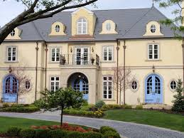 french provincial house french provincial house colours exterior