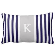 Navy Blue Decorative Pillows Blue Grey Pillows Decorative U0026 Throw Pillows Zazzle