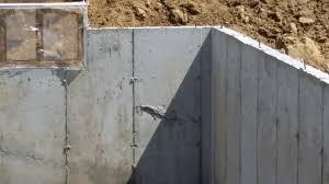 crafty design concrete basement walls wall ideas basements ideas
