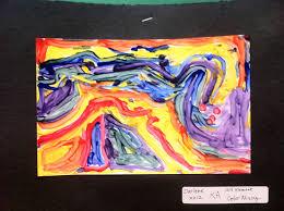 rachel allen dillon mom artist author color mixing acrylic