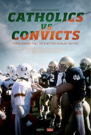 Notre Dame Football Memes - catholics vs convicts espn 30 for 30s that i have watched