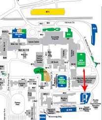 Central Michigan Campus Map by Earth Words Observatory Street Construction Reroutes Summer