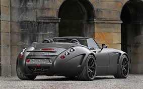 wiesmann download wallpaper 3840x2400 wiesmann roadster mf5 v10 black