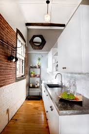 Brick Backsplash In Kitchen 50 Trendy And Timeless Kitchens With Beautiful Brick Walls