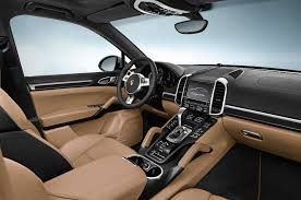 car picker porsche cayenne interior images