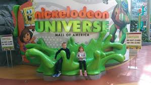 Map Mall Of America by Mall Of America House Of Hurt