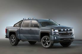 dodge black ops truck chevrolet silverado special ops edition entering limited production